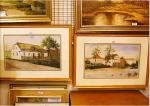 panorama de las pinturas de hitler