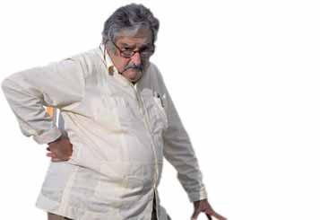 José Mujica, el candidato del Frente Amplio en Uruguay