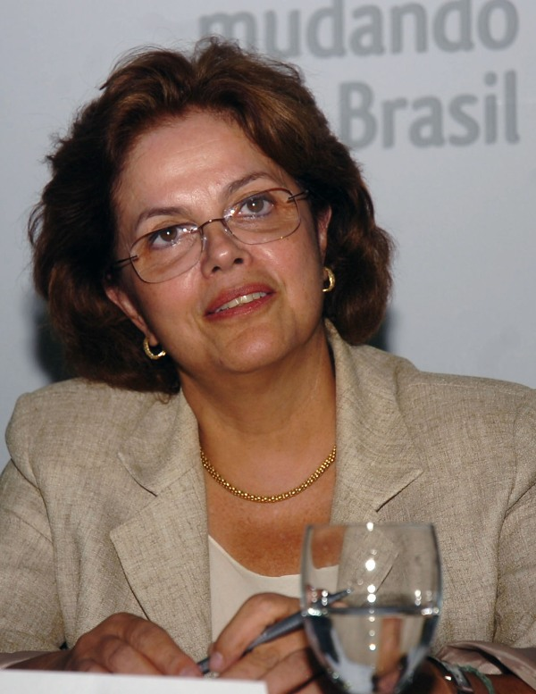 Dilma, candidata en las próximas elecciones de Brasil