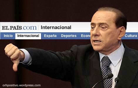 Berlusconi empeña sus activos a Gadafi para seguir con su guerra mediática