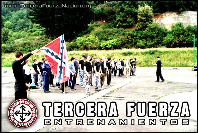entrenamientos neo-nazis en colombia