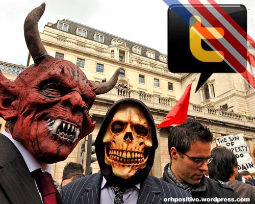 Usuarios de Twitter arrestados por el FBI en manifestaciones contra el G20. Otra política de doble rasero del Gobierno Estadounidense?