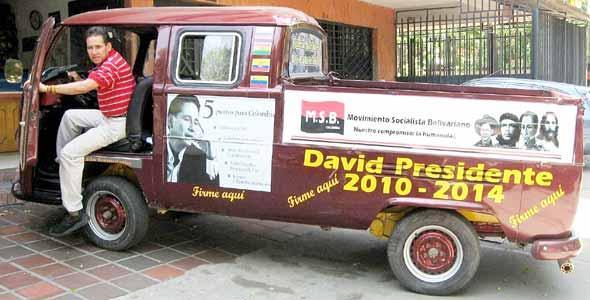 El firma móvil recorre toda Colombia promocionando al MSB