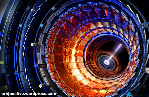 sabotaje desde el futuro al colisionador de hadrones?