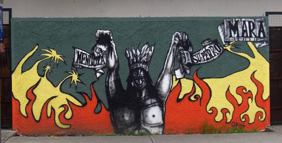 Mural Bicentenario (ORH+)