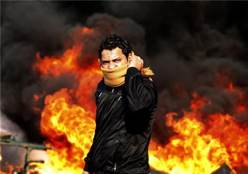 La furia del 25 de enero en Egipto