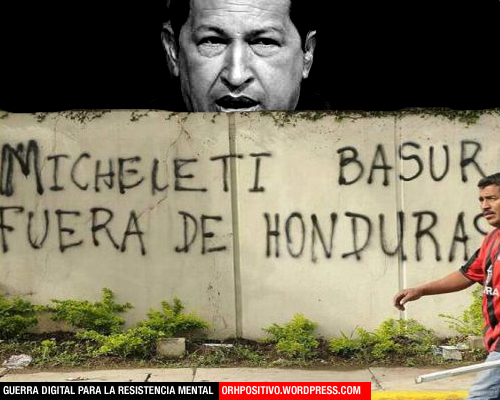 Chávez es el nuevo demonio para los opinadores de oficio de Honduras