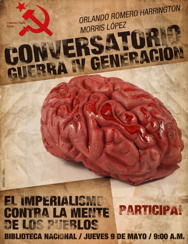 CARTEL CONVERSATORIO