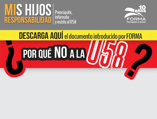 campaña de desestabilizacion de FORMA