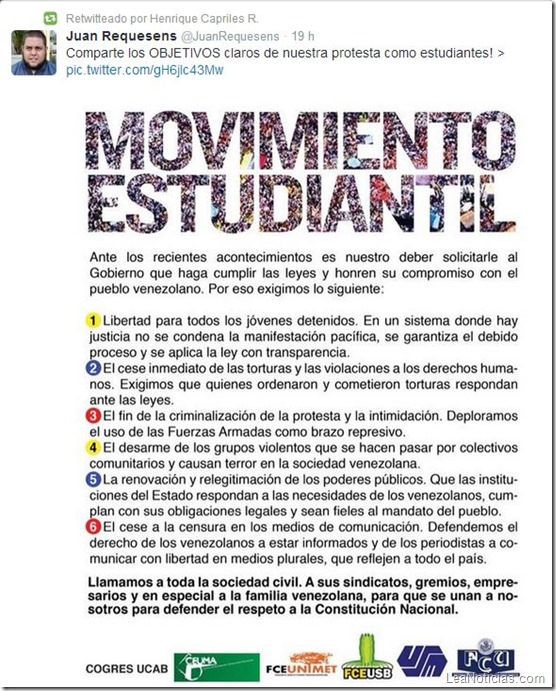 Movimiento-estudiantil