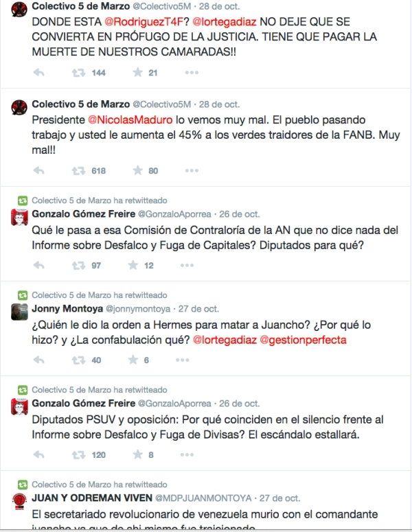 orlando romero harrington habla de los colectivos y el estado islamico en venezuela